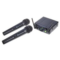 WMS 40 Mini Dual Vocal AKG