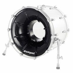 """22"""" Megaport Booster Black Drumport"""