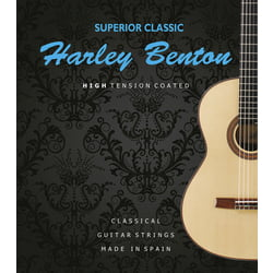 Superior Classic Coated HT Harley Benton