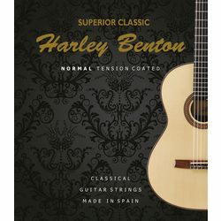 Superior Classic Coated NT Harley Benton