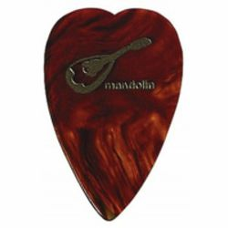 Mandolin Pick Fire & Stone