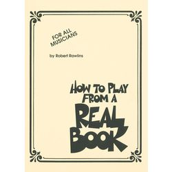 How To Play From A Real Book Hal Leonard