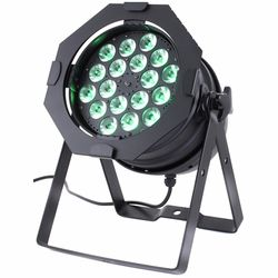 LED Par 64 Short Q4-18 Black Showtec