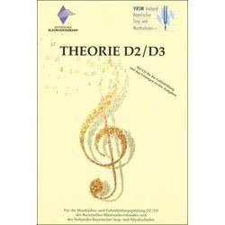 Theorie D2/D3 CD Edition Musikverlag Heinlein