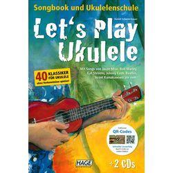 Let's Play Ukulele Hage Musikverlag