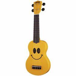 Smiley Ukulele Yellow Mahalo