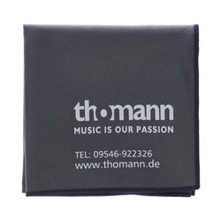 Polishing Cloth Gray Thomann