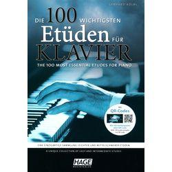 100 Etudes Piano Hage Musikverlag