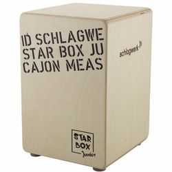 CP400 SB Cajon Star Box Junior Schlagwerk