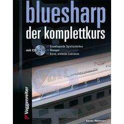 Bluesharp Der Komplettkurs Voggenreiter