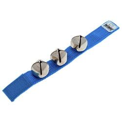 Nino961B Wrist Bells Blue Nino