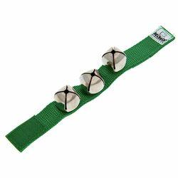 Nino961GR Wrist Bells Green Nino