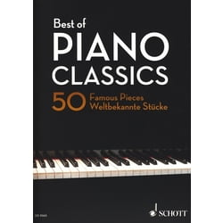 Best Of Piano Classics 1 Schott