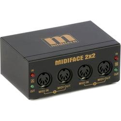 MIDIface 2x2 Miditech