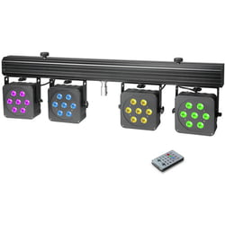 Multi Par 3 - LED Lighting Set Cameo