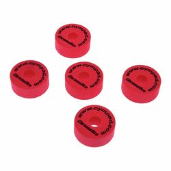 Chromatics Set Red Ø 40/15mm Cympad