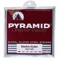 Nickel Plated Steel SuperLight Pyramid