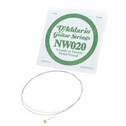 NW020 Single String Daddario