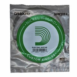 NW062 XL Single String Daddario