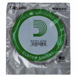 NW060 Single String Daddario