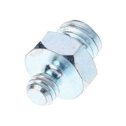 "Adapter Spigot 147 3/8"" + 1/4"" Manfrotto"