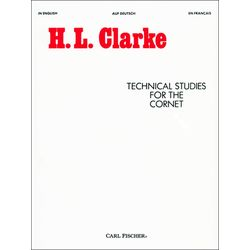 Clarke Technical Studies Tr Carl Fischer