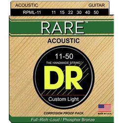Rare Acoustic RPML 11 DR Strings