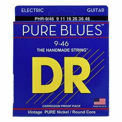 Pure Blues Lite & Heavy 9-46 DR Strings