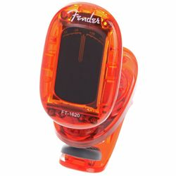 California FT1620 Clip Tuner C Fender