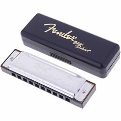 Blues Deluxe Harp C Fender