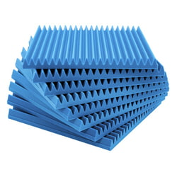 Classic Wedge 60 Tile blue EQ Acoustics