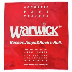 Acoustic Bass 5 Bronze 35301 Warwick