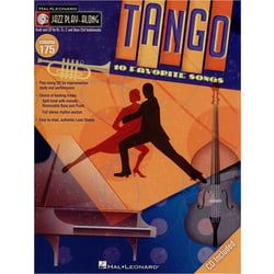 Jazz Play-Along Tango Hal Leonard