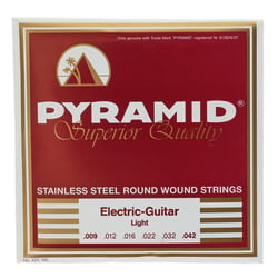 Stainless Steel 009-042 Pyramid