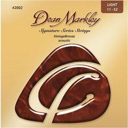 Vintage Bronze 2002A LT 11-52 Dean Markley