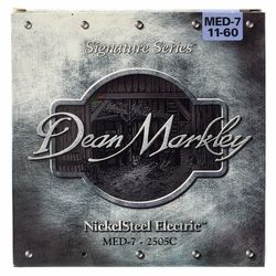 2505C Medium 7 Str. Set. 11-60 Dean Markley