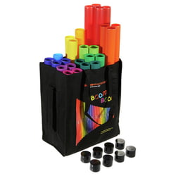 MG-BW Set 1 Move&Groove Bag Boomwhackers