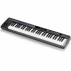 Keystation 61 MkII M-Audio