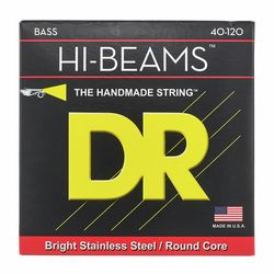HIBE LR5-40 40-120 5-String DR Strings