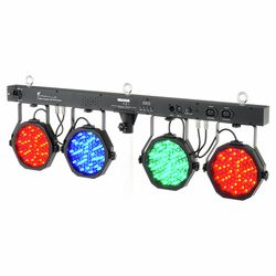 CLB2.4 Compact LED Par System Stairville
