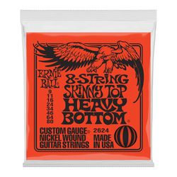 2624 Skinny Top Heavy Bottom Ernie Ball