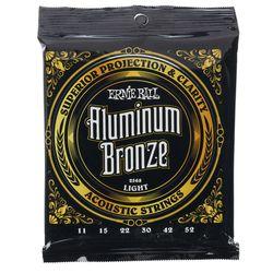 2568 Aluminum Bronze Ernie Ball