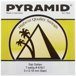 SAZ 676/7 Pyramid