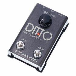 Ditto Mic Looper TC-Helicon