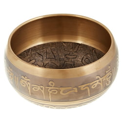 Tibetan Singing Bowl No12, 1kg Thomann