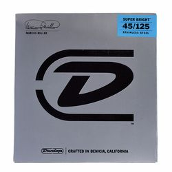 Marcus Miller 5 Medium 045/125 Dunlop