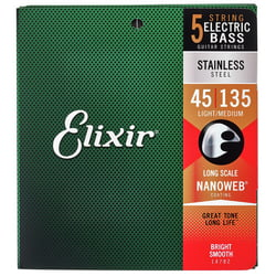 14782 Stainless Steel 5 L/M Elixir
