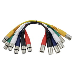 XLR Patchcable 0,3 the sssnake