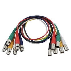 XLR Patchcable 0,9 the sssnake