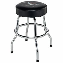 "Custom Bar Stool 24"" Fender"